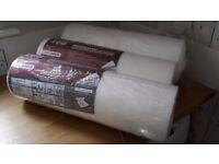 Heat Saver Wall under liner x 3 Rolls