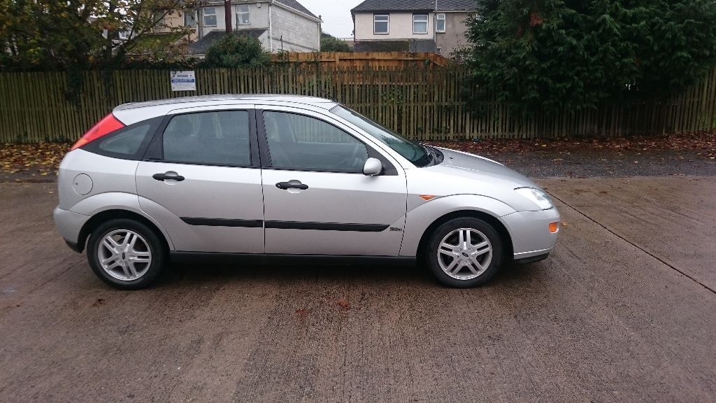 ford focus 2000 x reg 1 8 petrol manual in plymouth devon gumtree. Black Bedroom Furniture Sets. Home Design Ideas