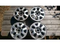 """Lupo or Arosa 14"""" inch Wheels"""