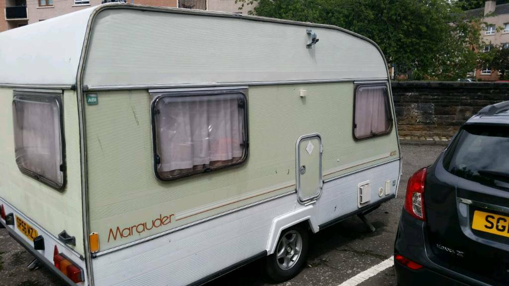 Caravan Marauder 12ft 4 3 Berth 550 Ono In Maryhill