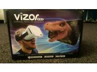 Vizor Pro - Virtual Reality Headset With Remote Control