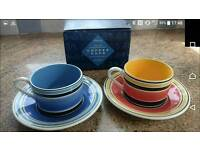 Wittards coffee cup set