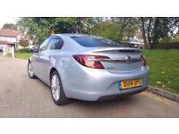 2014 Vauxhall Insignia 2.0 CDTi ecoFLEX SRi 5dr (start/stop) Full service history