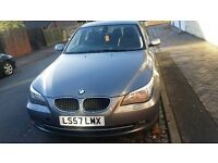 BMW 520D MANUAL FULL SERVICE HISTORY CAT D EXCELLENT CONDITION