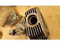 Norton Commando 750 cylinder head