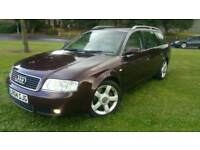 Audi A6 Avant diesel 2.5 SE automatic excellent condition hpi clear drive like new