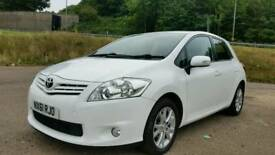 2011 AUTOMATIC TOYOTA AURIS 36K MILES HPI CLEAR MINT CONDITION