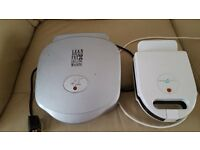 Lean mean fat grilling machine and sandwich toaster . Used but great condition