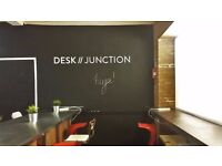 Desk Junction - Cheap, Affordable Co-working Space