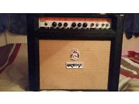 Orange TH 30 Combo for sale and Guitar Cabinet