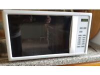 Cookworks 800w Microwave - 20L capacity - 9 programme settings