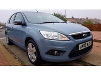 28.000 MILES .2008 FORD FOCUS 1.8 STYLE FSH PX SWAP WELCOME