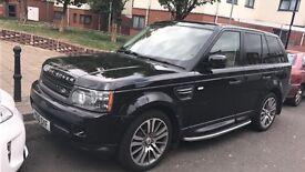 Range Rover Sport 10plate 106731 Milage