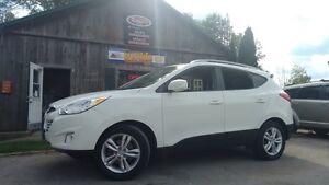 2012 Hyundai Tucson GLS AWD, 4cyl, **PAY $159 BI-WEEKLY**$0 DOWN