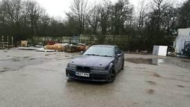 BMW e36 328 325 turbo track/drift car project