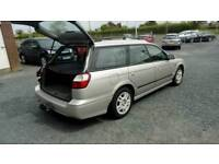 01 SUBARU Legacy AWD 2.0 Estate Only 73000 Mls MOT And Mls History Can BE seen anytime