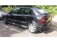 Vauxhall astra 1.7 cdti spares or repair