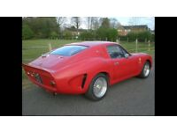 Ferrari 250 GTO -Rep Donor Mazda MX5 Tunned Up!300zx/Skyline/Porsche/Classic/Lambo/1.8L 5-Speed/MOT