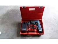 BOSCH 7.2 RECHARGEABLE DRILL SET
