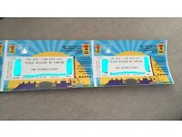 ‼️‼️ 2 X Friday -Sunday non camping t in the park tickets