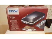 Brand New Epson Photo Perfection V500 Scanner