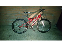 18 speed dyno protocol front suspension mountain bike