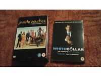 PRIVATE PRACTICE DVD BOX SET SERIES 1-4 + OTHER DVDS USED REASONABLE CONDITION