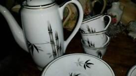 Various China tea sets