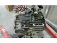 Ford transit connect 18tdci gearbox
