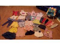 Job lot of girls clothes