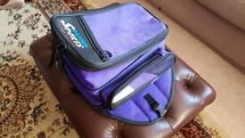 Purple Oxford Sports Tank Bag