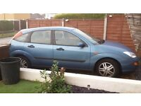 Ford focus zetec spares and repairs