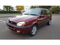 Ford Fiesta Freestyle 1.2 3 Door Hatchback