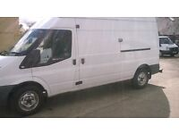 2011 FORD TRANSIT LWB HI ROOF MINT