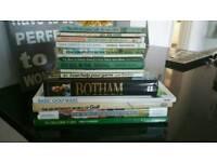 Huge bundle of over 200 golf books