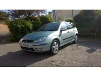 FORD FOCUS, GOOD CONDITION, NEW MOT, 72K MILES