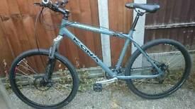 Kona Cindercone bike