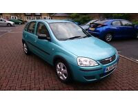 2004 Vauxhall Corsa 1.3 CDTi 16v 5dr, Lovely Car, Low Mileage and Full Mot, Great opportuity.