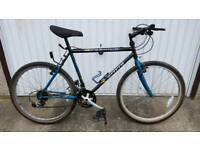 Carrera Mountain Bicycle For Sale in Great Riding Order and Good Condition
