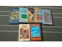 Vintage Amstrad CPC Games