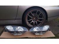 S2000 oem headlights, hid, bulbs, bulb holders, ballasts