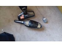 AEG lithium battery Hoover with car handheld