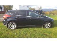 2012 ford focus titanium 1.6 tcdi 7