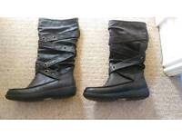 ☆☆Brand new☆☆ Black boots