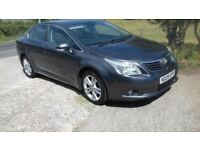 2009 Toyota Avensis 2.0 D4D T4, Turbo Diesel Serviced History Full Heated Leather, Air Con, 1 yr Mot