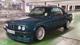 BMW E30 325i CONVERTIBLE M52 CONVERSION, GREAT CAR, PART EXCHANGE TO CLEAR