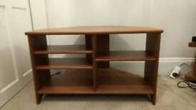 Lovely pine TV stand/unit