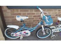 Kid's bike age 5-7