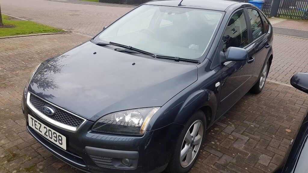 Ford Focus 1 6 Zetec 2008 4dr Low Millage 79600 Mot May 2019 Drives Good Problem