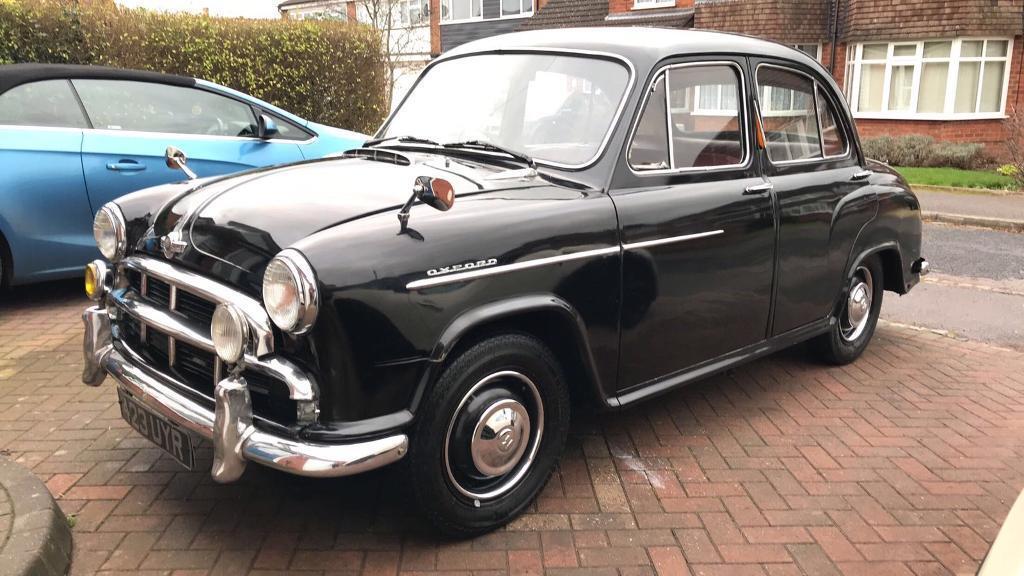 Morris Oxford Series 2 1956 In Catshill Worcestershire Gumtree